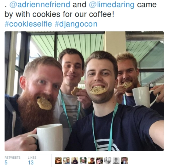 djangocon-cookie-selfie1